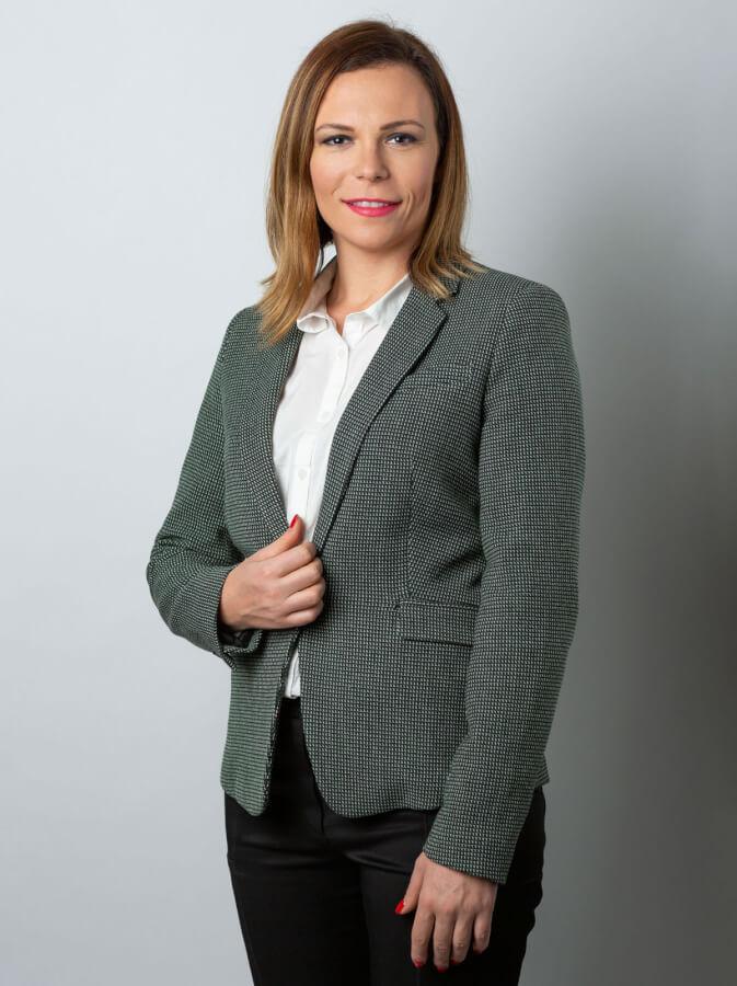 Lijana Stanković, portparolka Turističke organizacije Srbije
