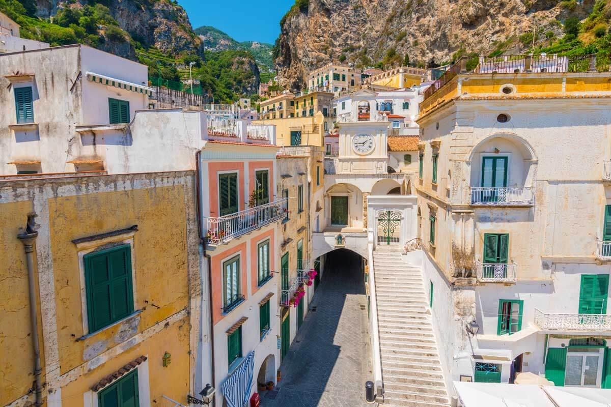 Nepoznati biser Amalfi obale