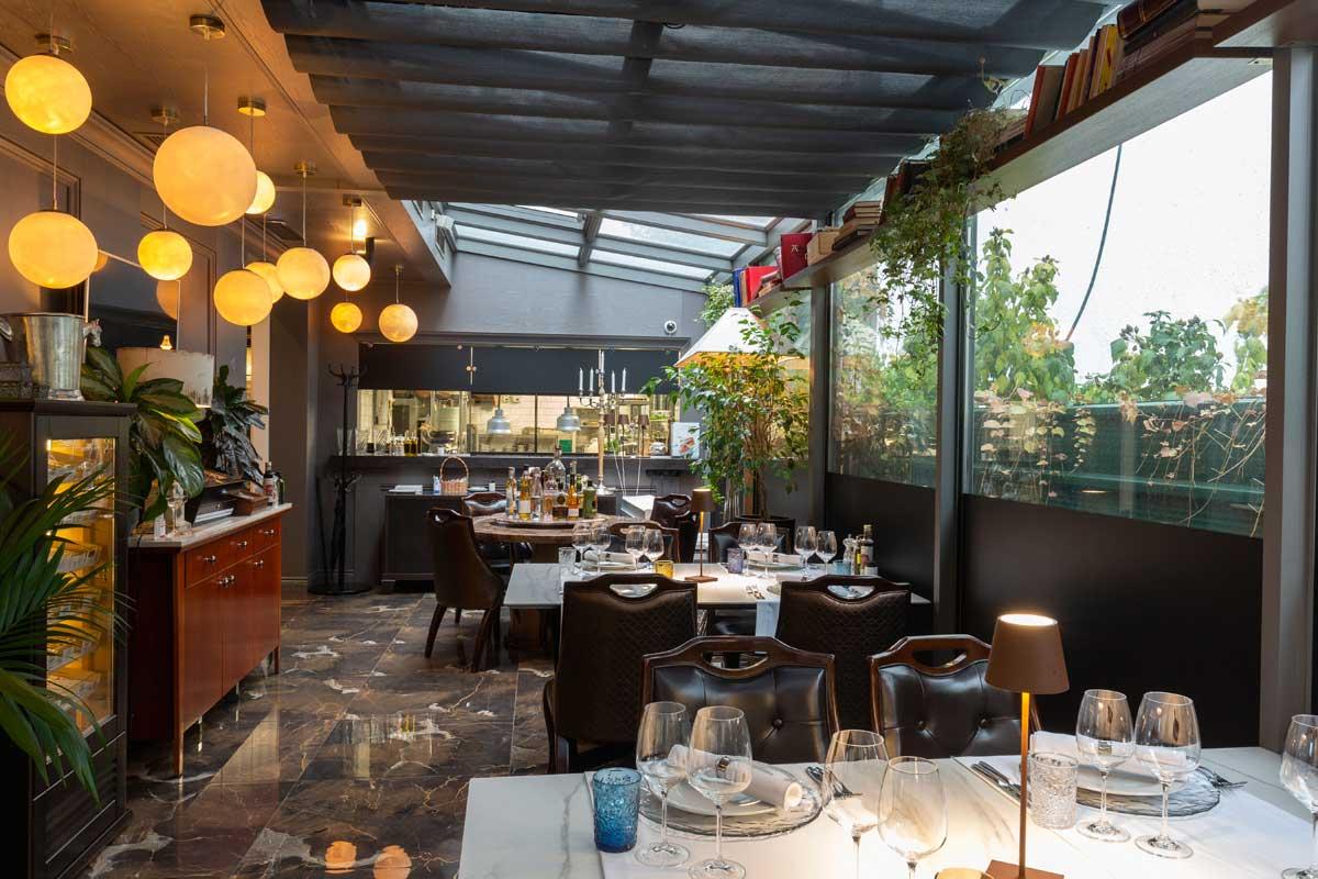 Restoran Vila Gospava Club, Beograd