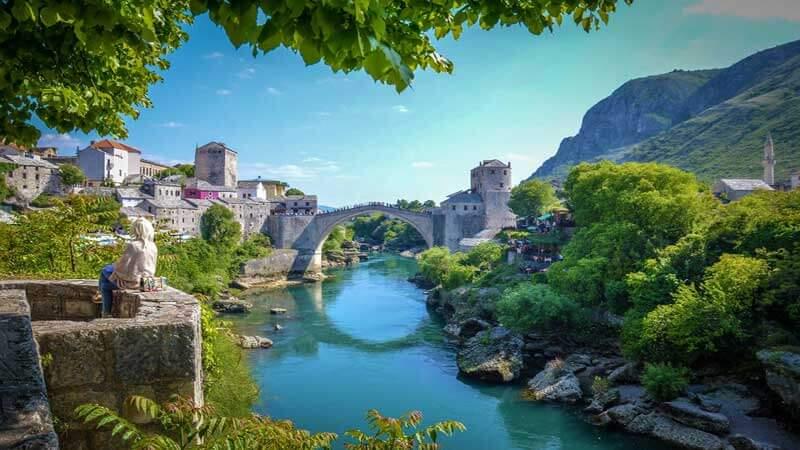 Skywalk, nova atrakcija Mostara
