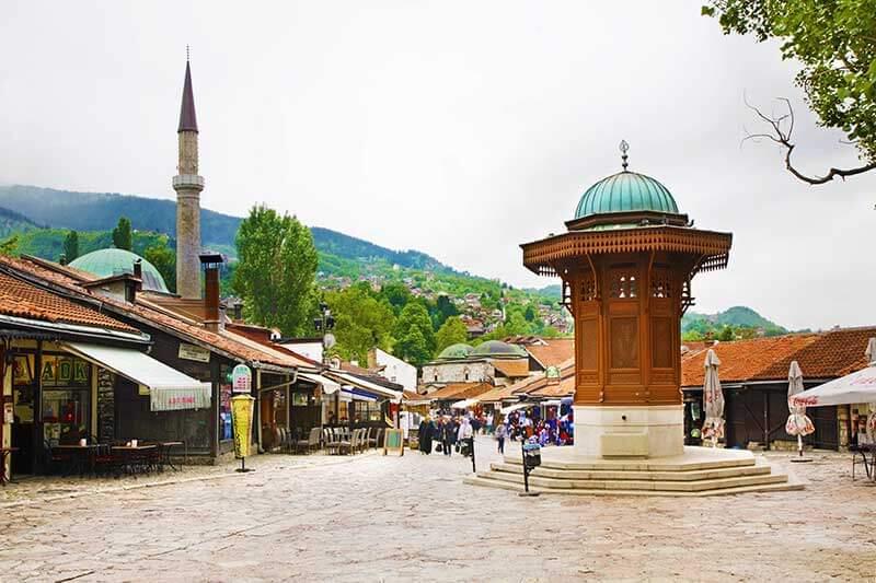 Zašto treba posetiti Sarajevo