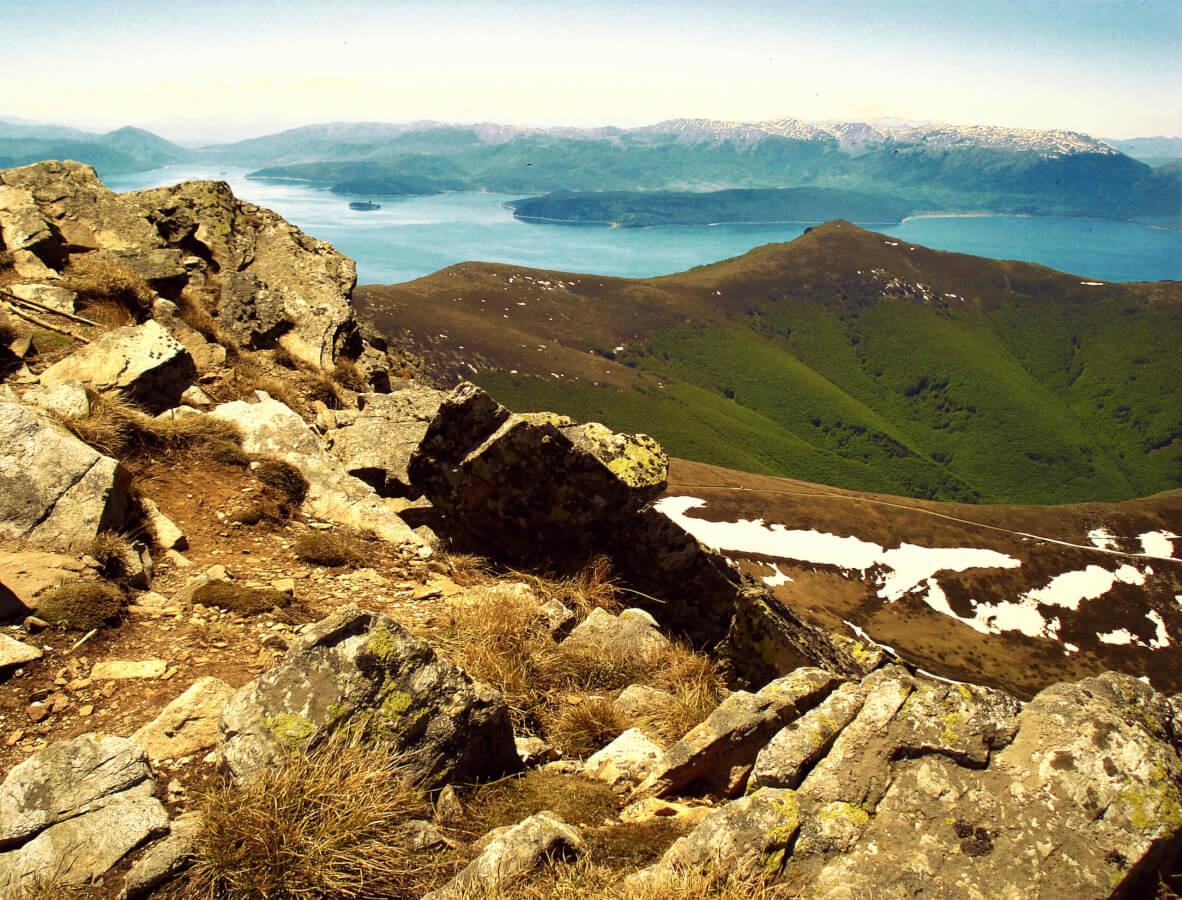 Prespansko jezero, kraj Balkanskog poluostrva (1)