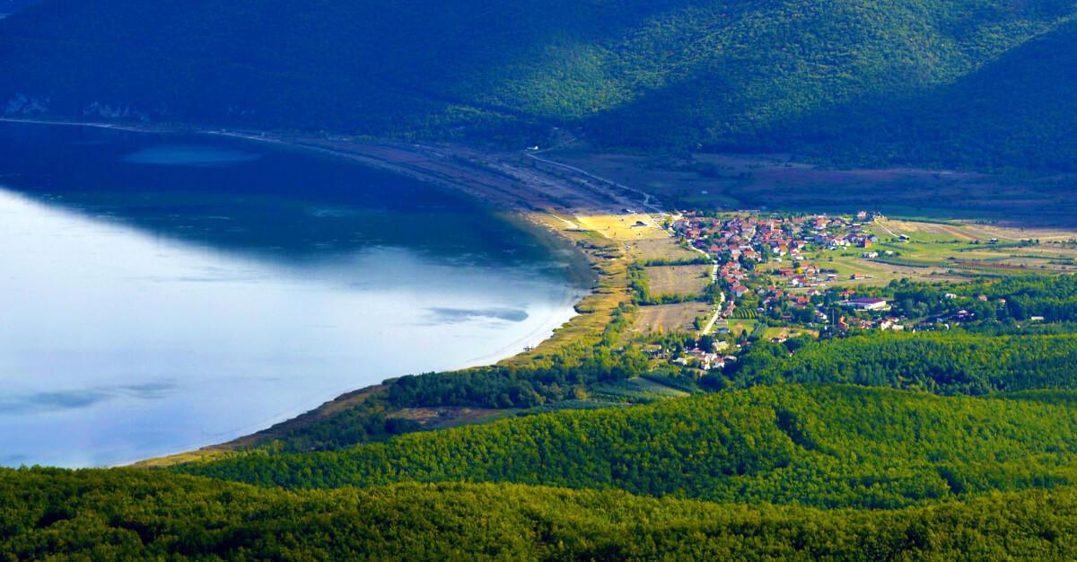 Prespansko jezero, kraj Balkanskog poluostrva (2)