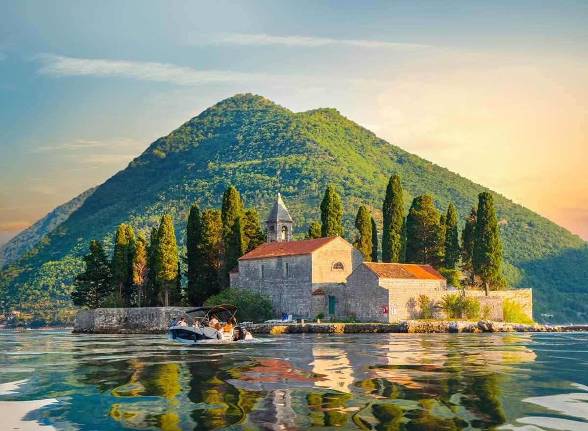 Crna Gora među 10 najboljih svetskih destinacija iz snova