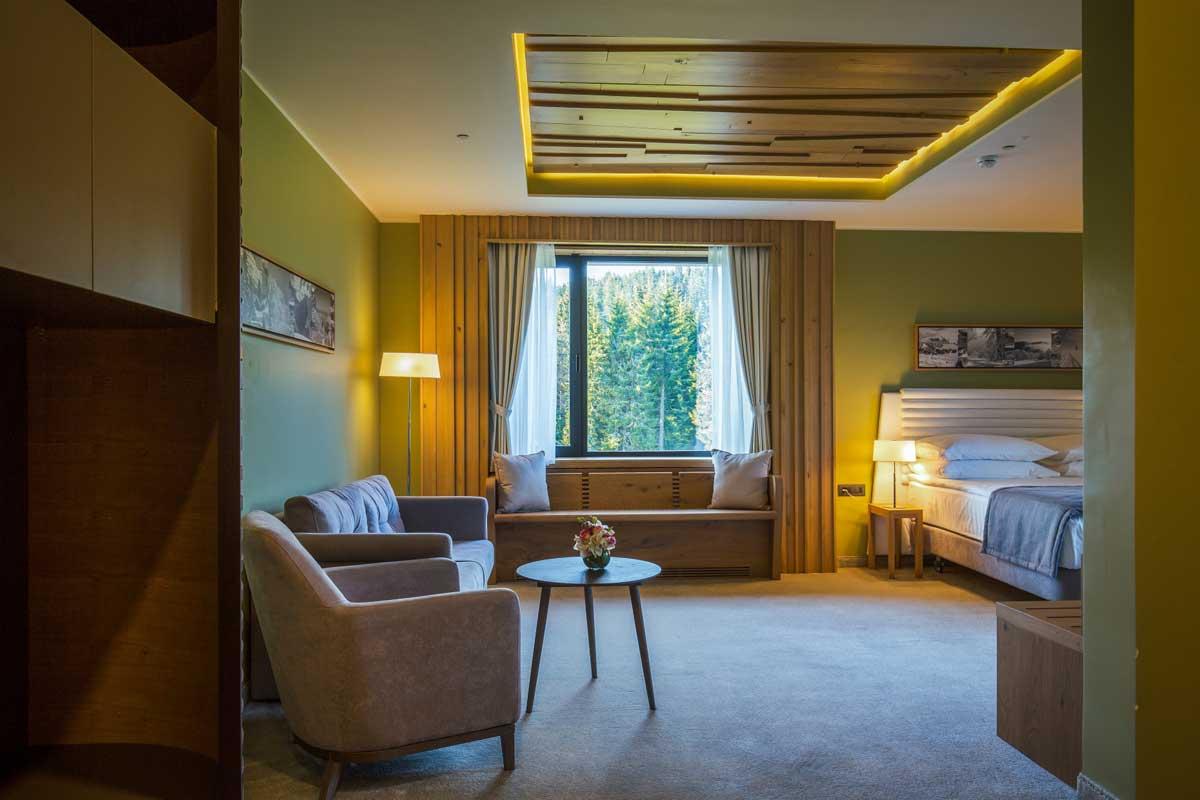 Gorski Hotel & Spa - nezaobilazan zimi, jednako magičan i u proleće (2)