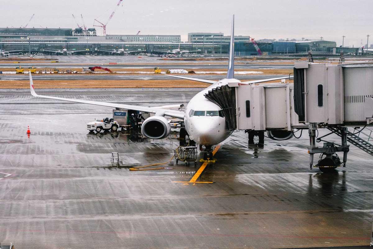 Japanska avio-kompanija nudi večeru u parkiranim avionima