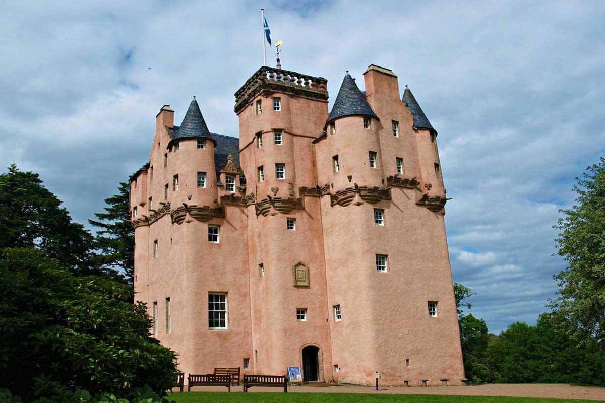 Pepeljugin dvorac najtraženija destinacija u Velikoj Britaniji