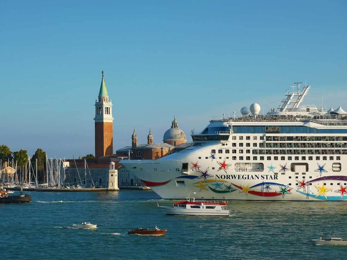 Venecija zabranila pristajanje kruzera